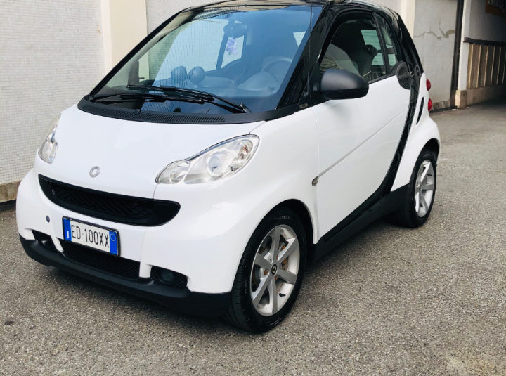 smart forTwo 1000 52 kW MHD coupé pulse | Benzina | ID 384881408